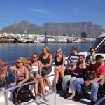 Fähre nach Robben Island
