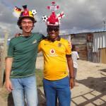 Thabo und ich
