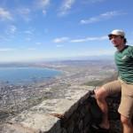 Aussicht auf Kapstadt